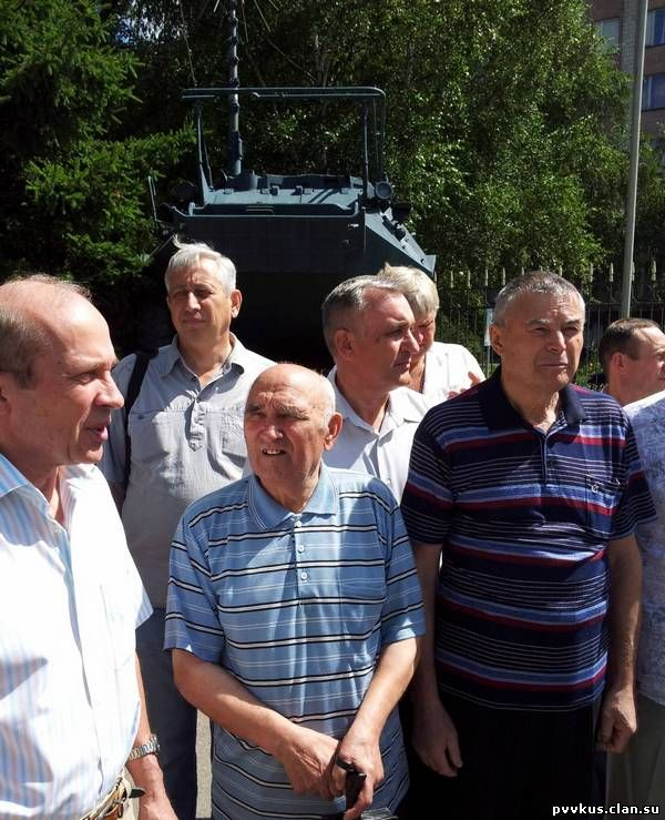 Наш родной комбат 2-го батальона, Иван Павлович Дружинин !!!!!