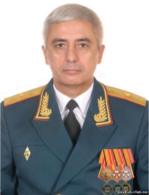 Генерал Галгаш Александр Викторович